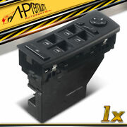 A-premium Front Left Window Switch W/ Auto Dimming Mirrors For Bmw X5 E53 01-06