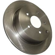 121.35106 Centric Brake Disc Front Driver Or Passenger Side New Rwd For Mercedes