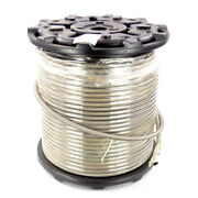 Parker 929b-6-150-rl Heavy Wall Ptfe Smoothbore Hose 150 Ft.