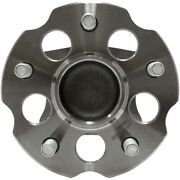 Wh590464 Quality-built Wheel Hub Front Or Rear Driver Passenger Side New Rh Lh