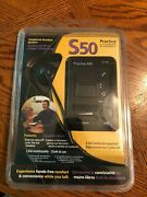New Plantronics Practica S50 Telephone System Headset Hands Free 2001 Sealed