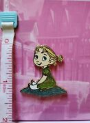 Disney Store Animatorsand039 Collection Frozenand039s Anna Limited Edition Pin Le 1300