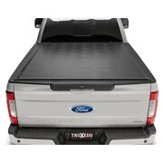 1572401 Truxedo Tonneau Cover New For Chevy Aluminum With Laminated Vinyl Top