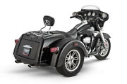 Vance And Hines Deluxe Slip Ons For 09-16 Harley Trike Tri Glide Models