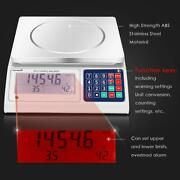 Hochoice Mce 30330 Counting Scale, Digital, 0.1g To 30kg Only G And Kg.