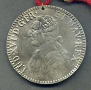 1774 Original France Iroquois American Indian Peace Medal