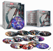 All 23 Marvel Studios Cinematic Universe Movie Collection 12 Dvd Fast Free Ship