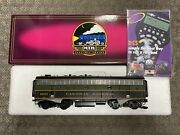 + Mth O Scale Premier Canadian National F-7 B-unit Diesel Non-powered 20-2649-3