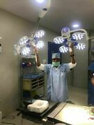 Latest Surgical Light Medical Led For Ot Operation Theater Ceiling Orion 48+48