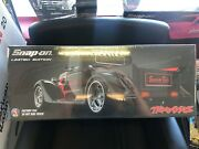 3 X New In Box Traxxas Snap On Limited Edition 35 Truck 33 Hot Rod Corvette C8