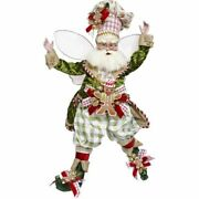 Mark Roberts 2020 Collection Gingerbread And Spice Fairy Figurine Medium 17and039and039