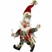 Mark Roberts 2020 Collection Drummer Boy Elf Figurine Medium 19.5and039and039