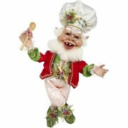 Mark Roberts 2020 Collection Confectionary Elf Figurine Medium 17.5and039and039
