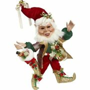 Mark Roberts 2020 Collection Stocking Stuffing Elf Figurine Medium 17and039and039