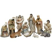 Mark Roberts 2020 Collection Nativity Scene 12-inch Set Of 11 Figurines
