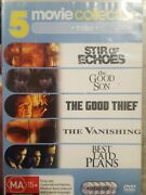 The Good Son Dvd 5-disc Collection Vanishing Thief Best Laid Plans Elijah Wood