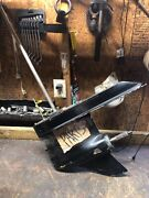 Force Chrysler Outboard 125hp Lower Unit -parts Only - 85hp 150hp 25in