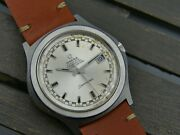 70and039s Vintage Watch Omega Ref 168.050 Seamaster Chronometer Automatic Cal 564