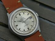 70's Vintage Watch Omega Ref 168.050 Seamaster Chronometer Automatic Cal 564