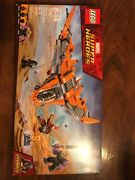 New Lego Marvel Super Heroes Thanos Ultimate Battle Set 76107 In Sealed Box