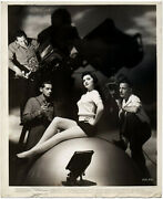 Scotty Welbourne 1940s Glamour Photography - Camera 10x8 Still Wbs 513