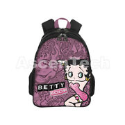 Betty Boop - Special Leisure Time Backpack H 42 X 30 X 15 Cm