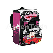 Betty Boop - Extensible Backpack H 40 X 30 X 15 +10 Cm