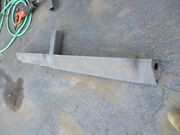 Rolls Royce Silver Cloud Bentley S1 S2 Right Inner Rocker With Step Plates Nos
