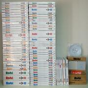 Deagostini Weekly Robi First Edition 70 Full Set Never Out Of Stock F/s