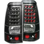 311012 Anzo Set Of 2 Tail Lights Lamps Driver And Passenger Side New Lh Rh Pair