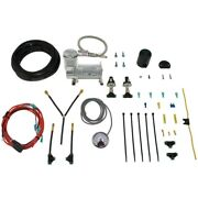 25856 Air Lift Kit Suspension Compressor New For Chevy Express Van Suburban