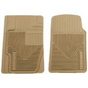 51113 Husky Liners Floor Mats Front New Tan For Chevy Mercedes 3 Series 318 320