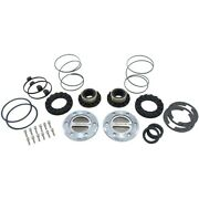 Yhc70004 Yukon Gear And Axle Locking Hubs Set Of 2 Front New For F250 Truck Pair