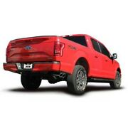 140618 Borla Exhaust System New For F150 Truck Ford F-150 2015-2018