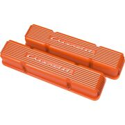 241-109 Holley Valve Covers Set Of 2 New For Chevy Suburban Express Van Pair