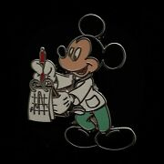 Doctor Dr Mickey Surgeon Medical Nurse Profession Occupation Mystery Disney Pin