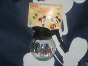Disney Store Sketchbook Ornament Finding Dory Coffee Pot New