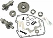 Sands Cycle 570g Grind Gear Drive Cam Gears Kit .570 Lift Harley Twin Cam 99-06