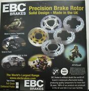 Ebc Md994d Scooter Disc Front