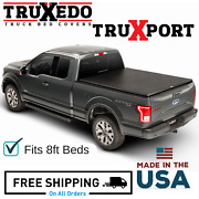 Truxedo Truxport Roll Up Tonneau Cover For 2019-2020 Ram 1500 Classic 8ft Beds