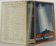 William Faulkner / Light In August First Edition 1932 2007021