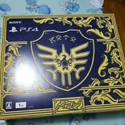 Sony Playstation 4 Ps4 Dragon Quest Lotto Edition Game Console New Japan F/s W/t