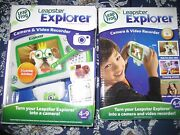 New Leap Frog Leapster Explorer Camera And Video Recorder Accessory Part