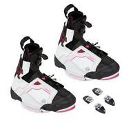 400 Hyperlite Syn Dc Boa Ct Wakeboard Bindings Boots And Claws Xs S 4-5.5 A42 2nd