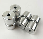 Aluminum Rollers For Gorilla Lift Utility Trailer Tailgate Lift Assist - 4 Pack