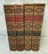 History Of The English People By John R Green 4 Volumes 1877-1880