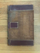 Antique 1884 Record Book Yaqui River Mining Co Hand Written To Sell Stock Ledger