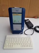Abaxis 1200-1000 Vetscan 2 Chemistry Analyzer With Keyboard And Paper Rolls