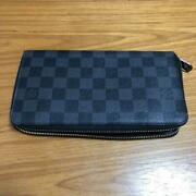 Louis Vuitton Damier Wallet M91292268591 Pre-owned From Japan