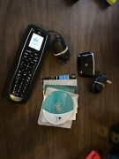 Logitech Harmony 900 Touchscreen Remote Control W/ Charging Base And Accessories